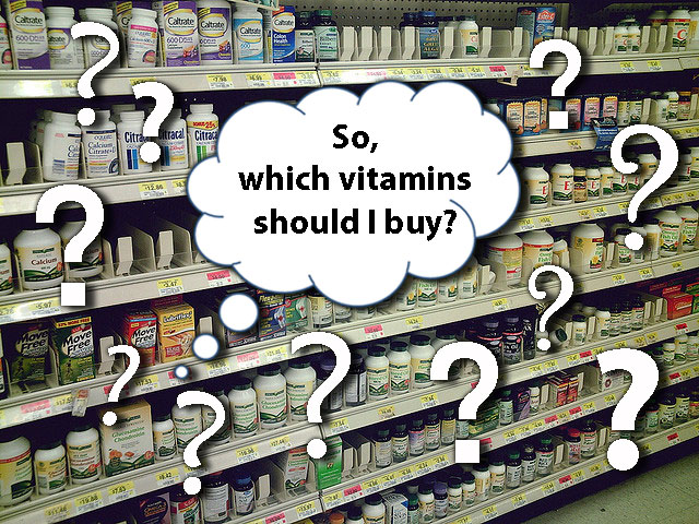 Choosing Vitamins – Important Tips for Healthy Living